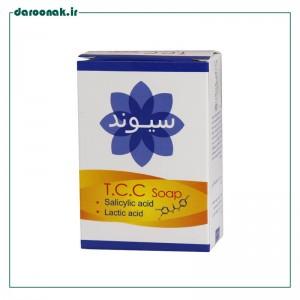 صابون ضد جوش تی سی سی سیوند ۹۰ گرم