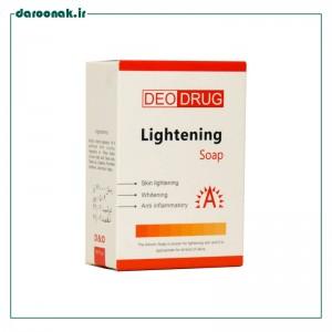 صابون روشن کننده دئودراگ ۹۰ گرم