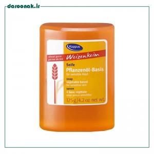 صابون جوانه گندم کاپوس مناسب پوست های چرب و آکنه ای ۱۲۵ گرم