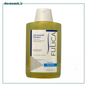 شامپو ضد شوره روزانه فولیکا مناسب انواع مو ۲۰۰ میلی لیتر