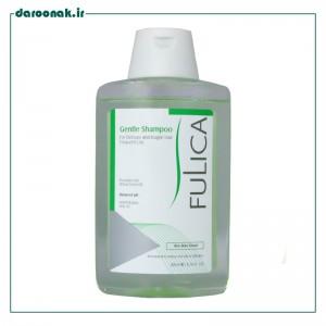 شامپو ملایم فولیکا مناسب موهای حساس و شکننده ۲۰۰ میلی لیتر