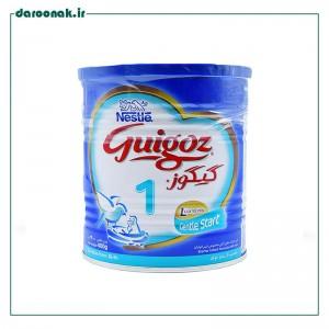 شیر خشک گیگوز ۱ نستله مناسب شیرخواران از بدو تولد تا ۶ ماهگی ۴۰۰ گرم