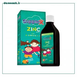 زینک همراه ب کمپلکس و ویتامین سی ساپلکس