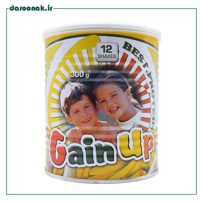 مکمل غذایی گین آپ کودکان کارن با طعم موزی ۳۰۰ گرم