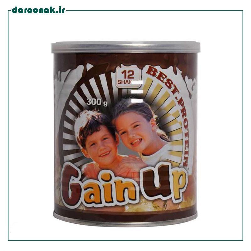مکمل غذایی گین آپ کودکان کارن با طعم شکلات ۳۰۰ گرم
