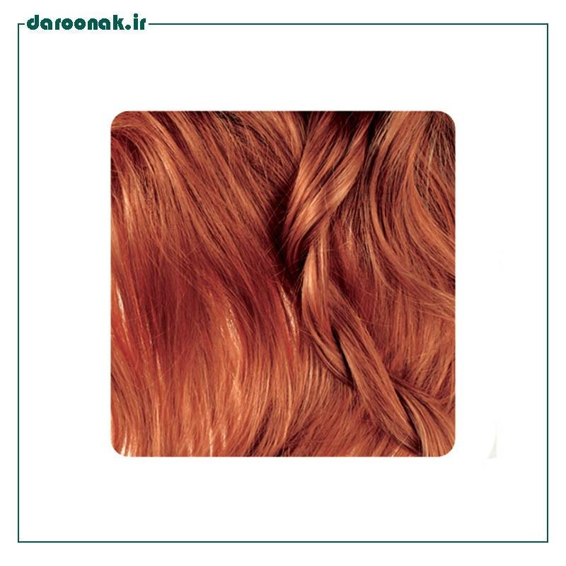 رنگ موی بیول مدل بلوند متوسط شماره 7.15