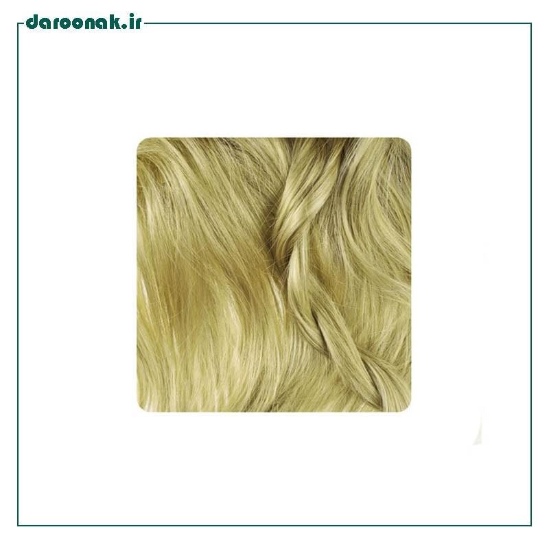 رنگ موی بیول مدل بلوند زیتونی روشن شماره 8.7