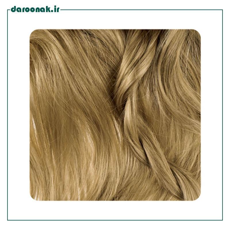 رنگ موی بیول مدل بلوند شنی متوسط شماره 7.23