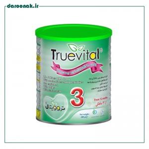 شیر خشک تروویتال ۳ از ۱۲ ماهگی به بعد ۴۰۰ گرم