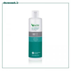 شامپو ضد شوره مناسب موهای چرب  وچه 250میلی لیتر